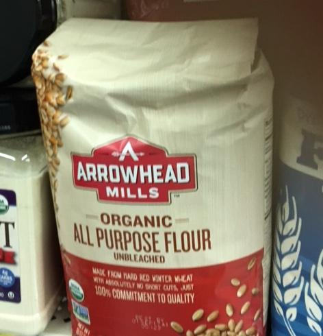 Flour you wont feel guilty using.