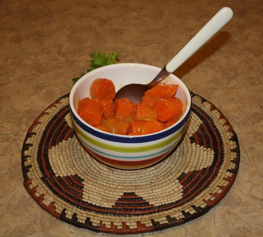 vegetable nutrition
