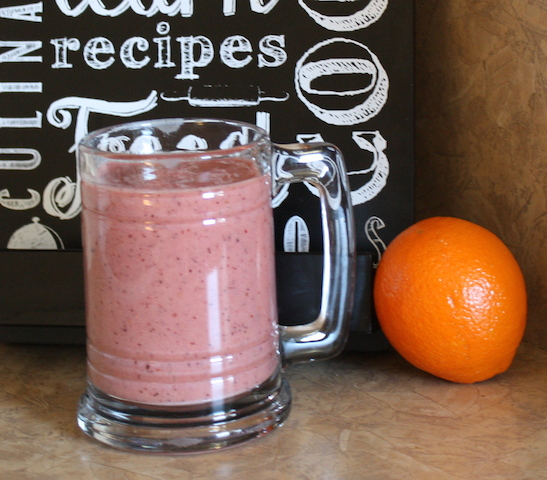 Smoothies are good for breakfast, snacks or any meal.