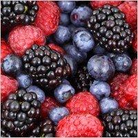 mixed berries for antioxidants
